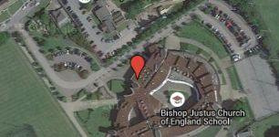 Bishop Justus aerial